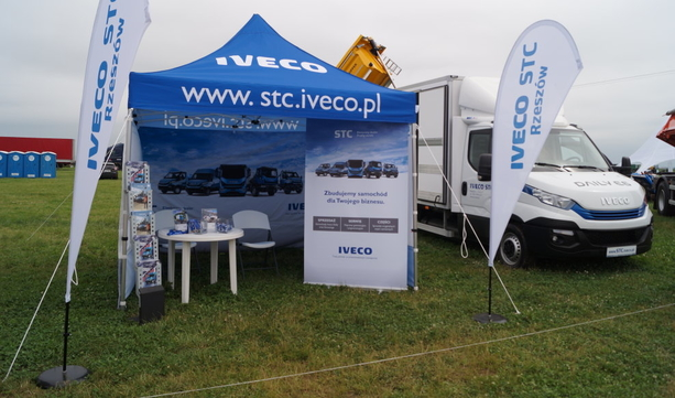 DEBIUT IVECO STC NA AGRO TARGACH WSCHÓD 2019