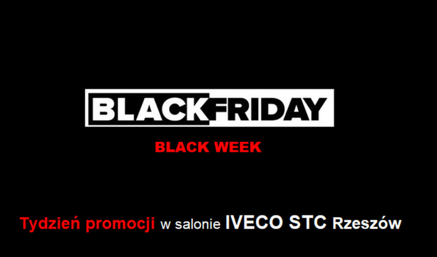 Zmieniamy BLACK FRIDAY w BLACK WEEK
